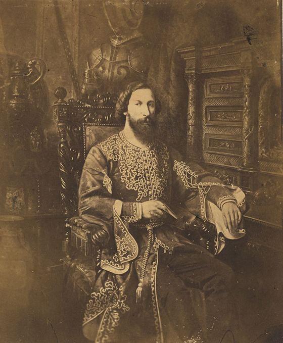 Ferdinand II of Portugal King Ferdinand II and the arts Parques de Sintra Monte da Lua