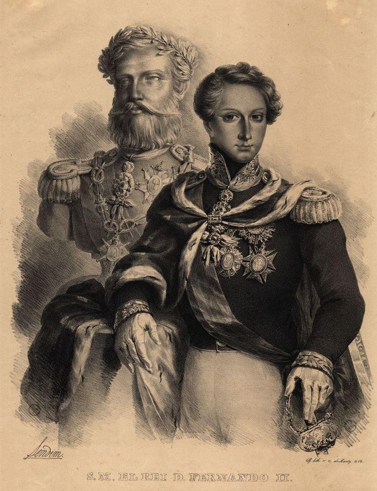 Ferdinand II of Portugal httpsuploadwikimediaorgwikipediacommonscc