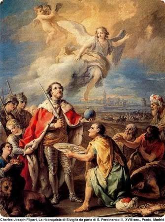 Ferdinand III of Castile a year of prayer 365 Rosaries May 30 Saint Ferdinand III King of