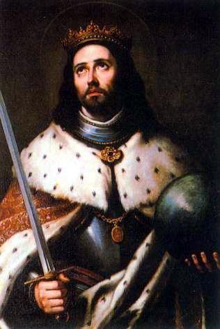Ferdinand III of Castile wwwromancatholicsaintscomimagesFernandoIIIjpg