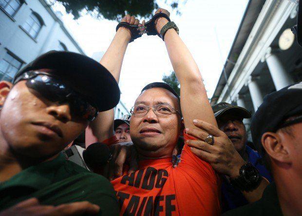 Ferdinand Marcelino DOJ dismisses drug case vs Lt Col Marcelino Inquirer News