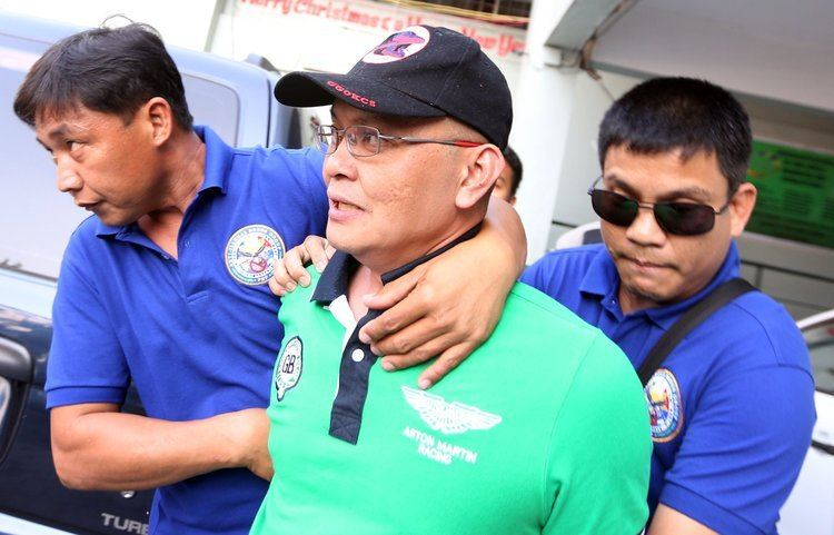 Ferdinand Marcelino Lawyer Drug syndicates once kidnapped Marcelino39s daughter