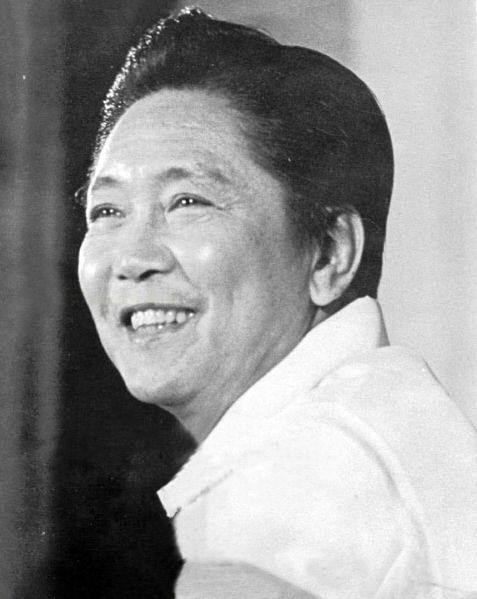 Ferdinand Marcos Marcos and the New Society