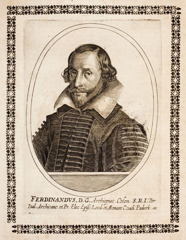 Ferdinand of Bavaria (bishop)