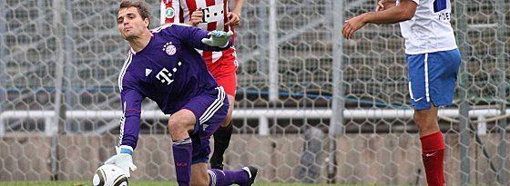 Ferdinand Oswald Gerland Wir haben ein TorwartProblem 3 Liga