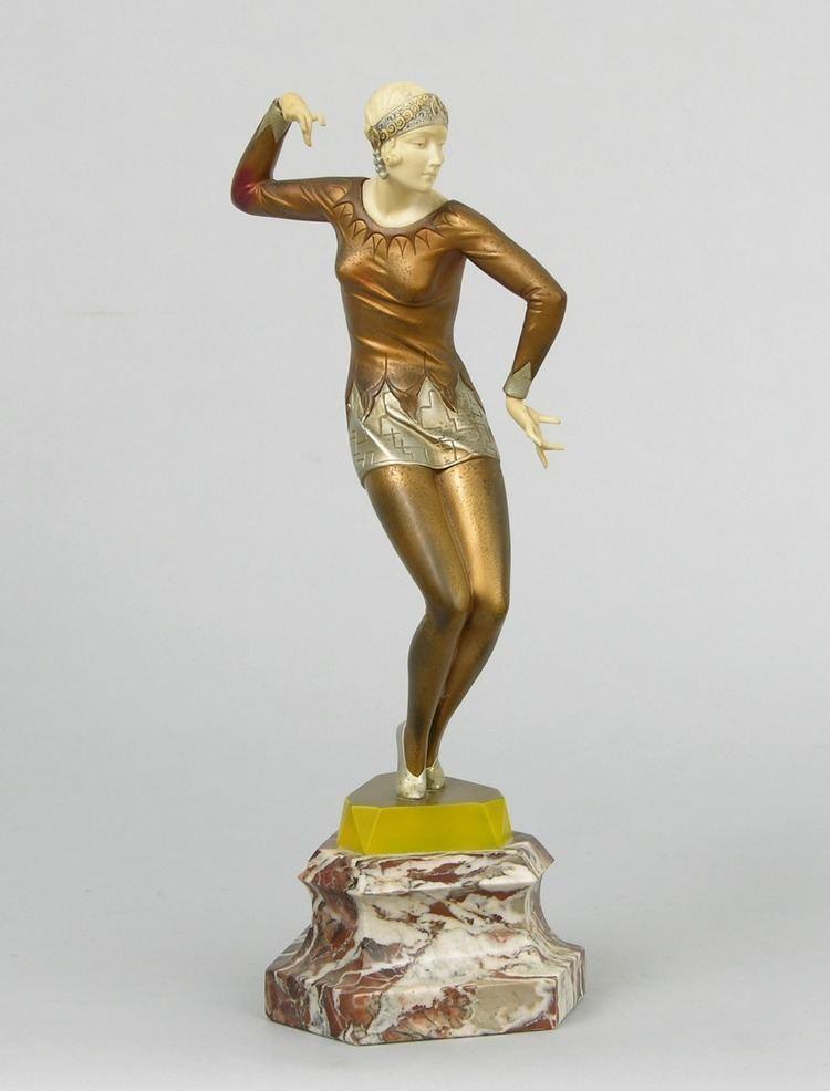 Ferdinand Preiss Ferdinand Preiss German 18821943 quotCharleston Dancer