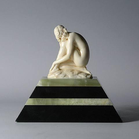Ferdinand Preiss Ivory Experts Master ivory carvers Johann Philipp