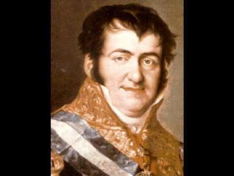 Ferdinand VII of Spain King Ferdinand VII of Spain YouTube