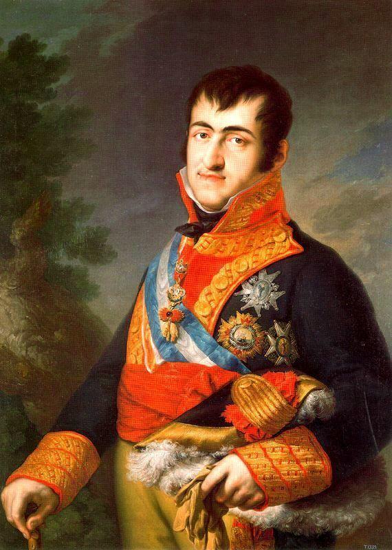 Ferdinand VII of Spain httpsuploadwikimediaorgwikipediacommons22