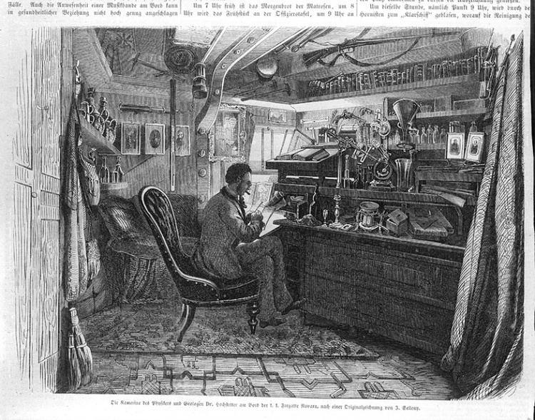 Ferdinand von Hochstetter The Last Romantic Yearning The Vienna Review