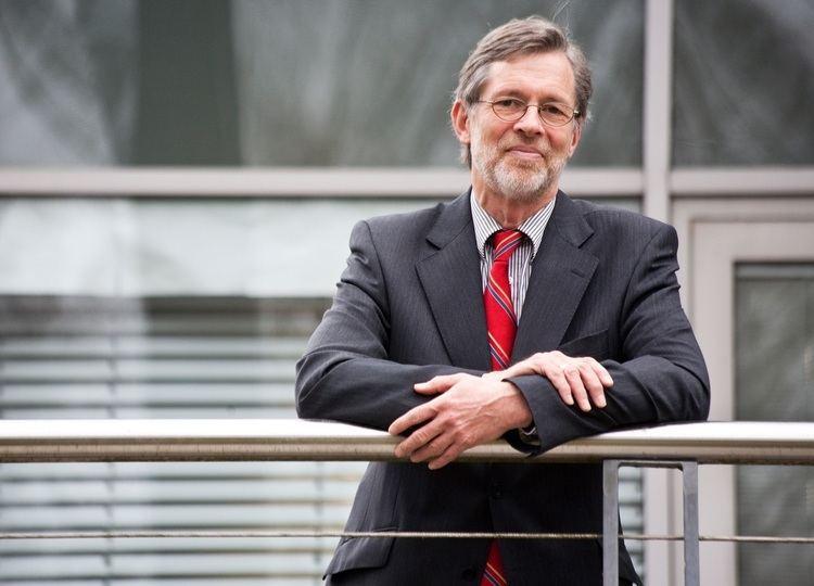 Ferdinand von Prondzynski Face to Face interview with university principal Ferdinand
