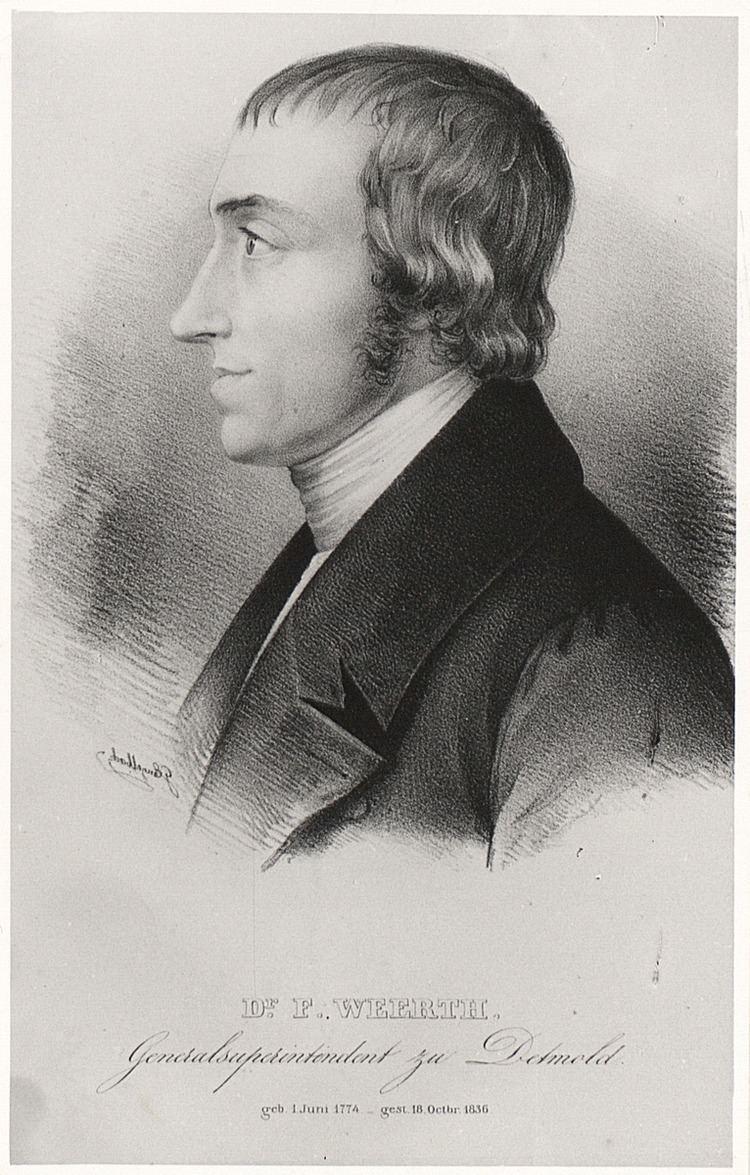 Ferdinand Weerth