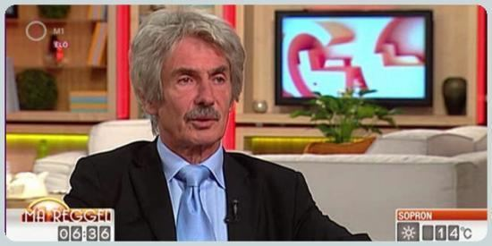 Ferenc Baja Az MTV Ma reggel vendge Baja Ferenc volt Kapcsolathu