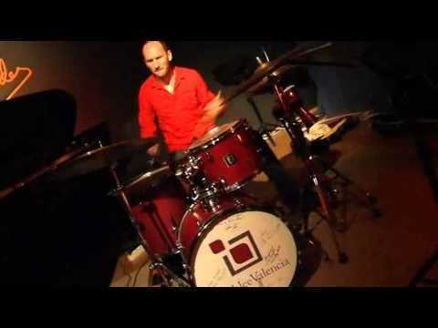Ferenc Nemeth Ferenc Nemeth s solo drums Ferenc Nemeth Band at Caf Mercedes