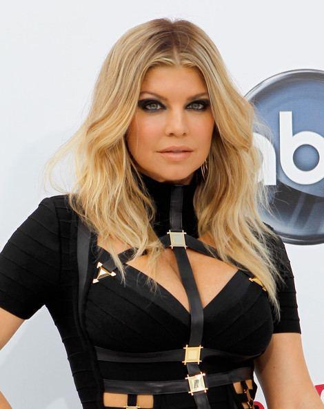 Fergie (singer) Fergie Pictures 2011 Billboard Music Awards Arrivals