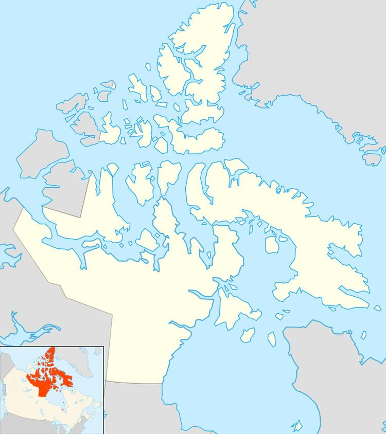 Ferguson Lake (Kitikmeot Region)
