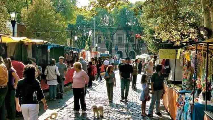 Feria de San Telmo Feria de San Telmo Buenos Aires Travel