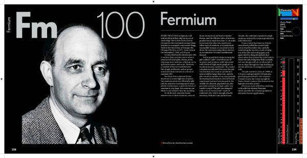 Fermium Fermium in The Elements by Theodore Gray