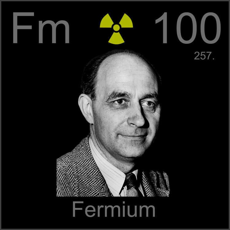Fermium Pictures stories and facts about the element Fermium in the