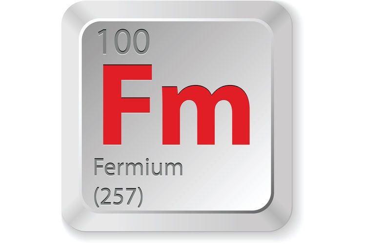 Fermium Facts About Fermium