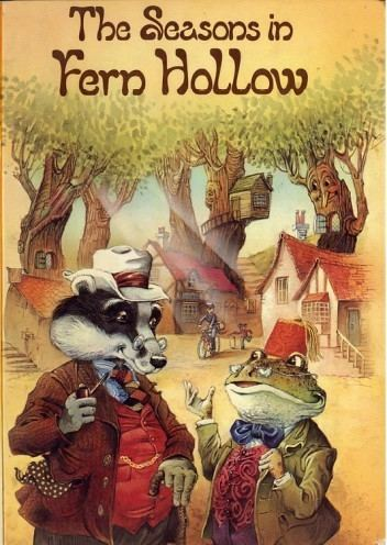 Fern Hollow Tales from Fern Hollow Animal Stories written and illustrated by