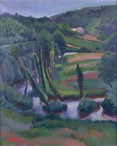 Fernand Dauchot Fernand Dauchot clairage sur une oeuvre au Muse de Quimper Site