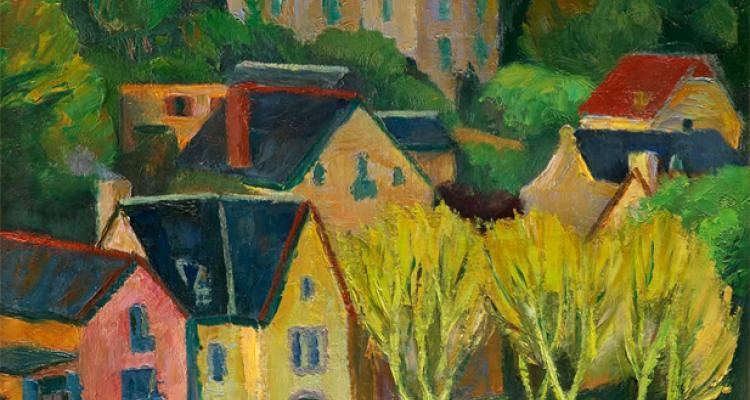 Fernand Dauchot Muse LOfficiel des Galeries et Muses