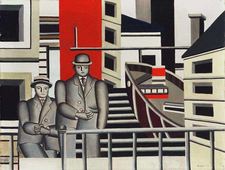 Fernand Leger The exhibition Museo Correr