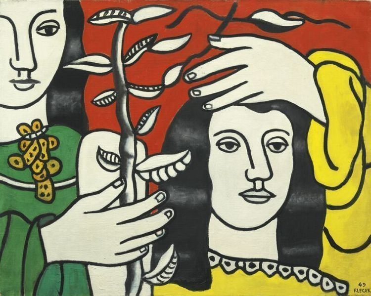 Image result for Fernand Léger