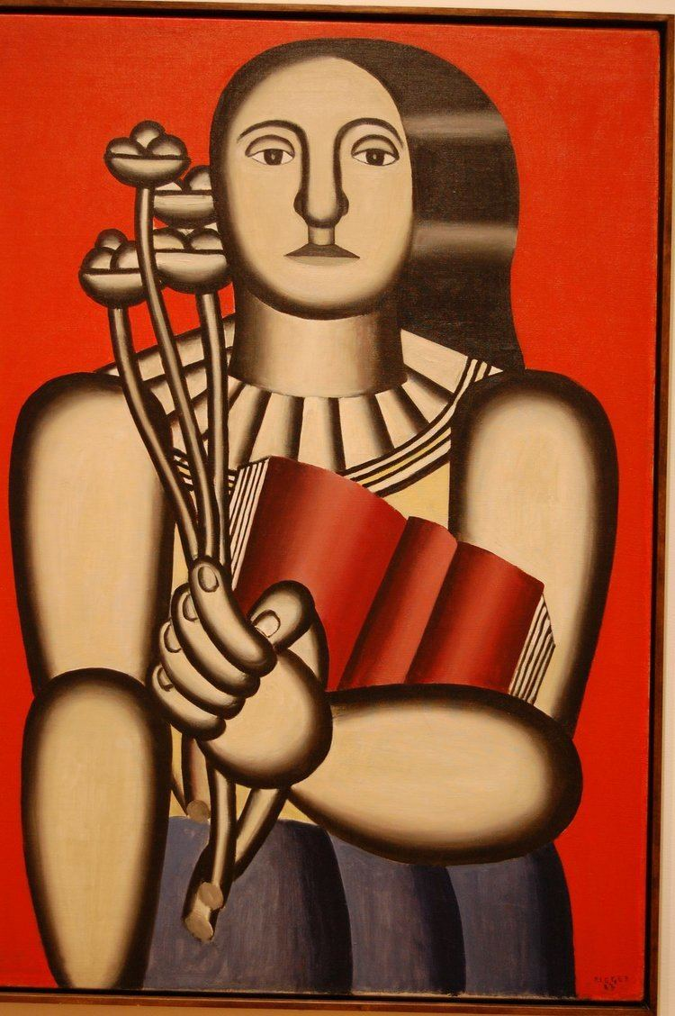 Fernand Leger Woman with a Book Fernand Leger WikiArtorg