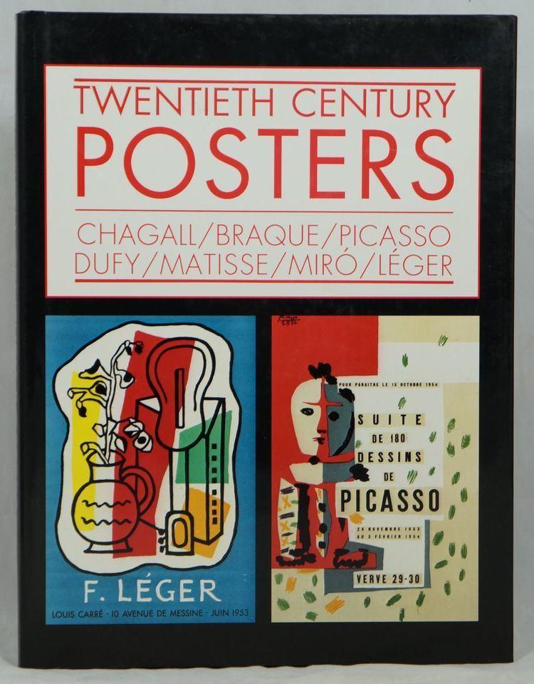 Fernand Mourlot Twentieth Century Posters ChagallBraquePicassoDufyMatisseMiro