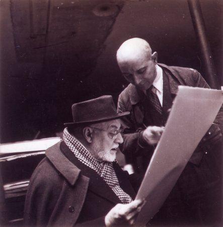 Fernand Mourlot The Extraordinary History of Mourlot Picasso39s Printmaker