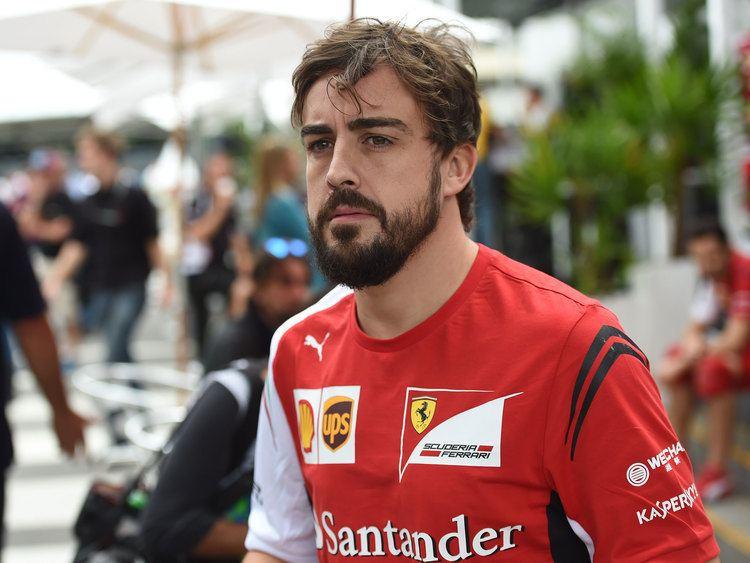 Fernando Alonso Fernando Alonso leaves Ferrari Sebastian Vettel confirmed