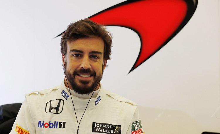 Fernando Alonso Fernando Alonso Conscious After Crashing Into A Wall