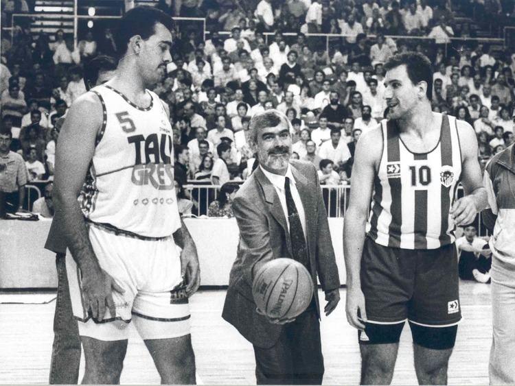 Fernando Buesa LA HISTORIA DEL PABELLN ARABABUESA ARENA www