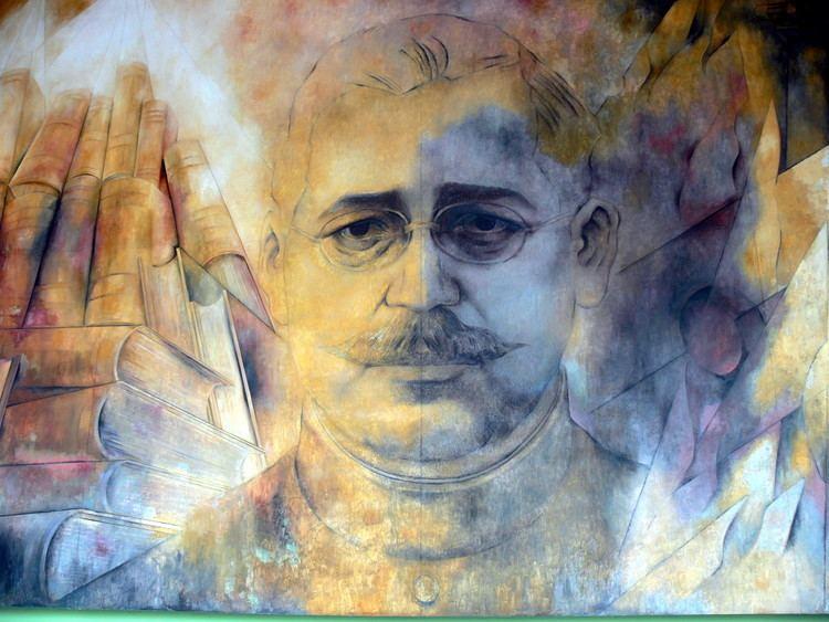 Fernando Castro Pacheco FileMerida Fresken Pacheco 3 Alvaradojpg Wikimedia
