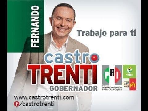 Fernando Castro Trenti FERNANDO CASTRO TRENTI CANDIDATO A GOBERNADOR PRI VERDE PT PES 5