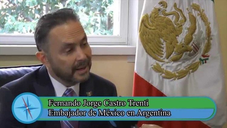 Fernando Castro Trenti Entrevista exclusiva al Sr Embajador Fernando Jorge Castro Trenti