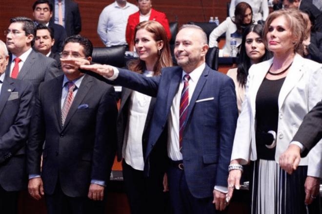 Fernando Castro Trenti Ratifican a Fernando Castro Trenti como embajador en Suiza La
