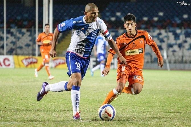 Fernando Cornejo Fernando Cornejo hijo dejar Cobreloa para jugar en Primera Estos