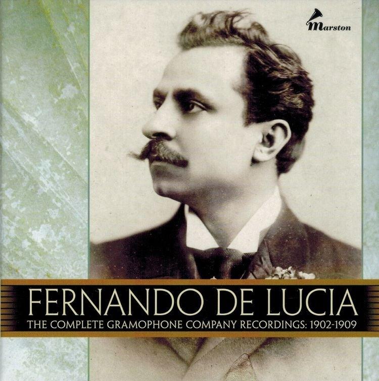 Fernando De Lucia fernandodelucia4marston540045jpg
