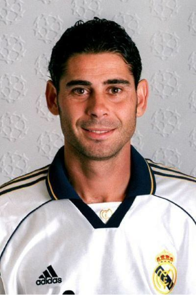 Fernando Hierro The Real Madrid Zone A Different Perspective