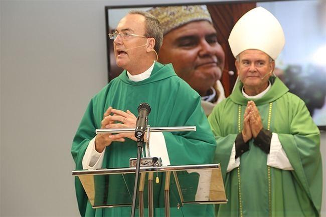 Fernando Isern ADOM Bishop Fernando Isern honored at former parish