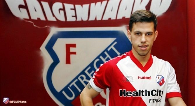Fernando Quesada Middenvelder Quesada 20 voor 35 jaar naar FC Utrecht