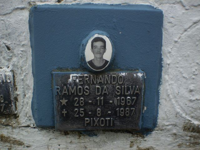 Fernando Ramos da Silva Fernando Ramos da Silva 1967 1987 Find A Grave Memorial