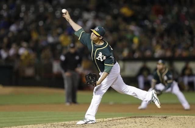 Fernando Rodriguez (baseball) A39s Fernando Rodriguez benefits from throwing hitters a