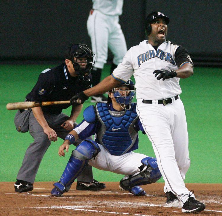Fernando Seguignol Seguignol says being flexible key to success in NPB The Japan Times