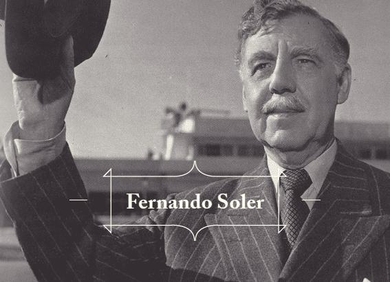 Fernando Soler Entrevista Fernando Soler Revista BiCentenario