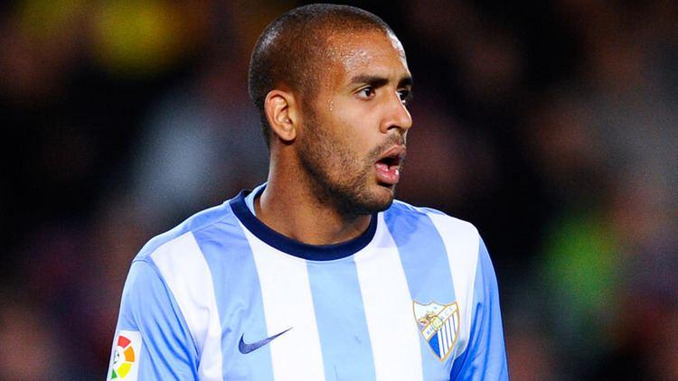 Fernando Tissone La Liga Malaga39s Fernando Tissone suffers serious knee