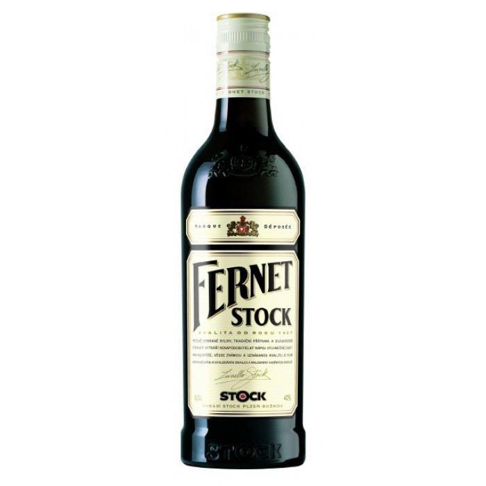 Fernet Stock Napoje vcielkamajacouk